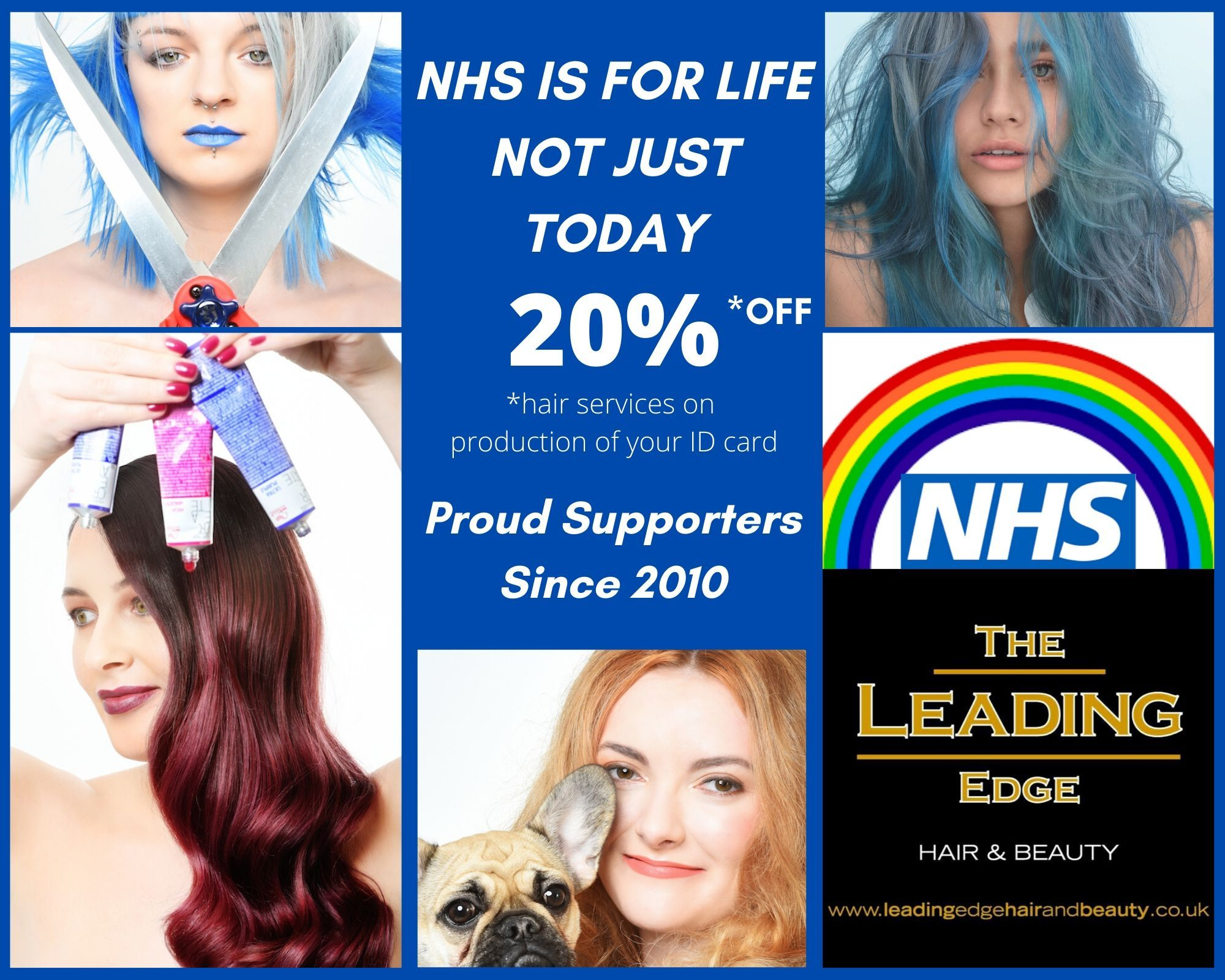 NHS Is For Life Not Just Today