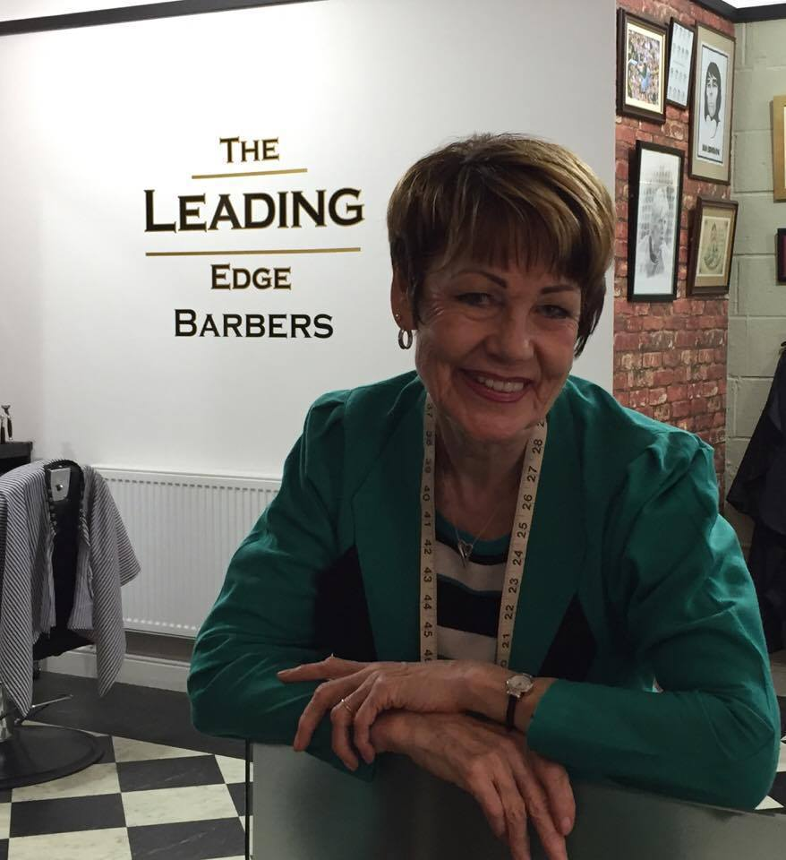 Norah Cozens 9 years at The Leading Edge Hair & Beauty