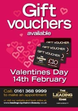 Valentines Vouchers